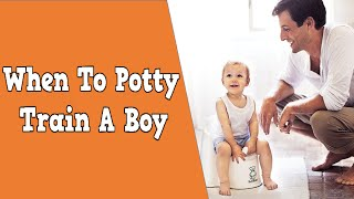 When To Potty Train A Boy, Potty Training Twins, How To Start Potty Training A Boy, Potty Train Boy