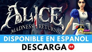 Descargar ALICE MADNESS RETURNS [PC][ESPAÑOL][2017]