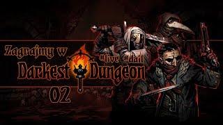 Darkest Dungeon! (02) Lecimy z tymi loszkami! #live #dail #giveaway