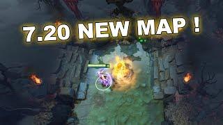 NEW Dota 2 MAP - 7.20 !