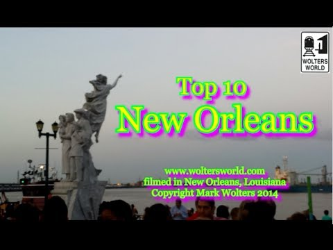 Visit New Orleans - Top 10 Sites in New Orleans, Louisiana