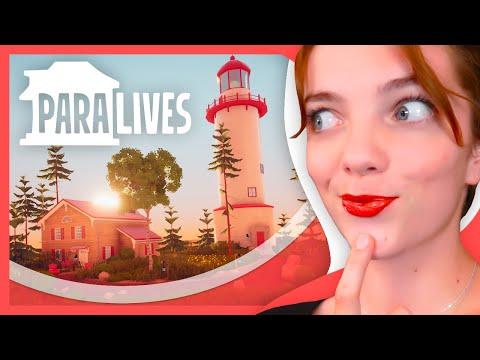 Le jeu qui va faire de l'ombre aux Sims ! PARALIVES 🕹️