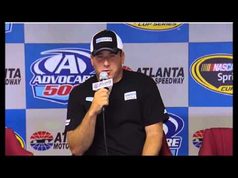 Ryan Newman AMS Interview NASCAR