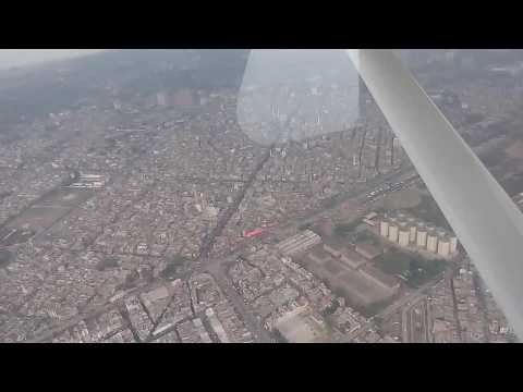 Faisalabad city from the sky
