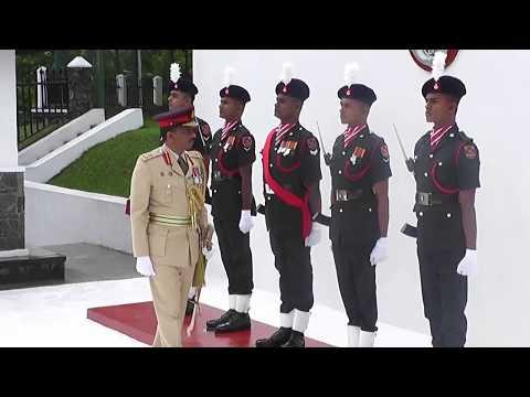 Chief of Staff Major General Amal Karunasekara Bids Farewell to His Second Home, SLLI