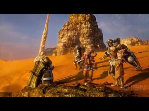 Monster Hunter 4 Ultimate - Intro Video