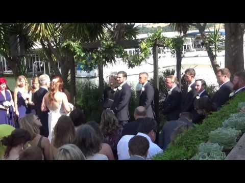 Alice and John Robertson's Wedding