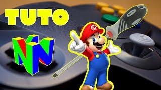 Tutoriel : Démonter une manette  de Nintendo 64 🕹