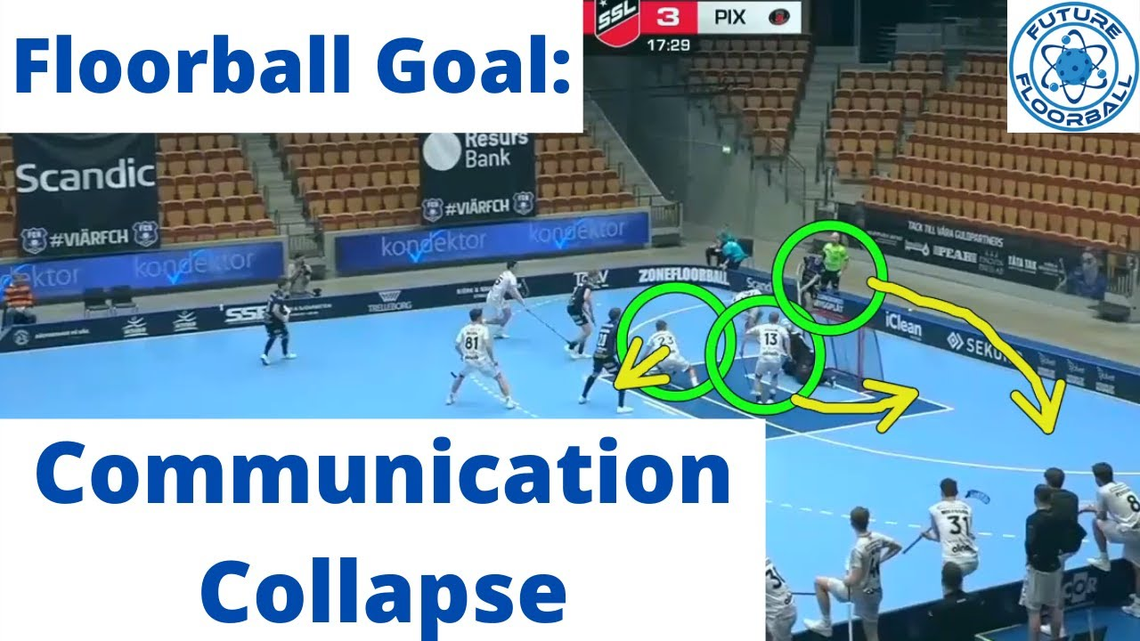 Download SSL Floorball Goal Analysis: Communication Collapse