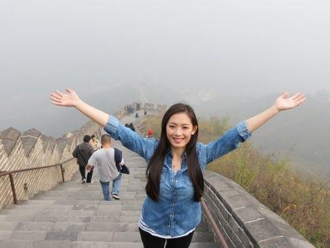 Vacay Vlog: Beijing - Great Wall Of China & Olympic Stadium And Taiwan!