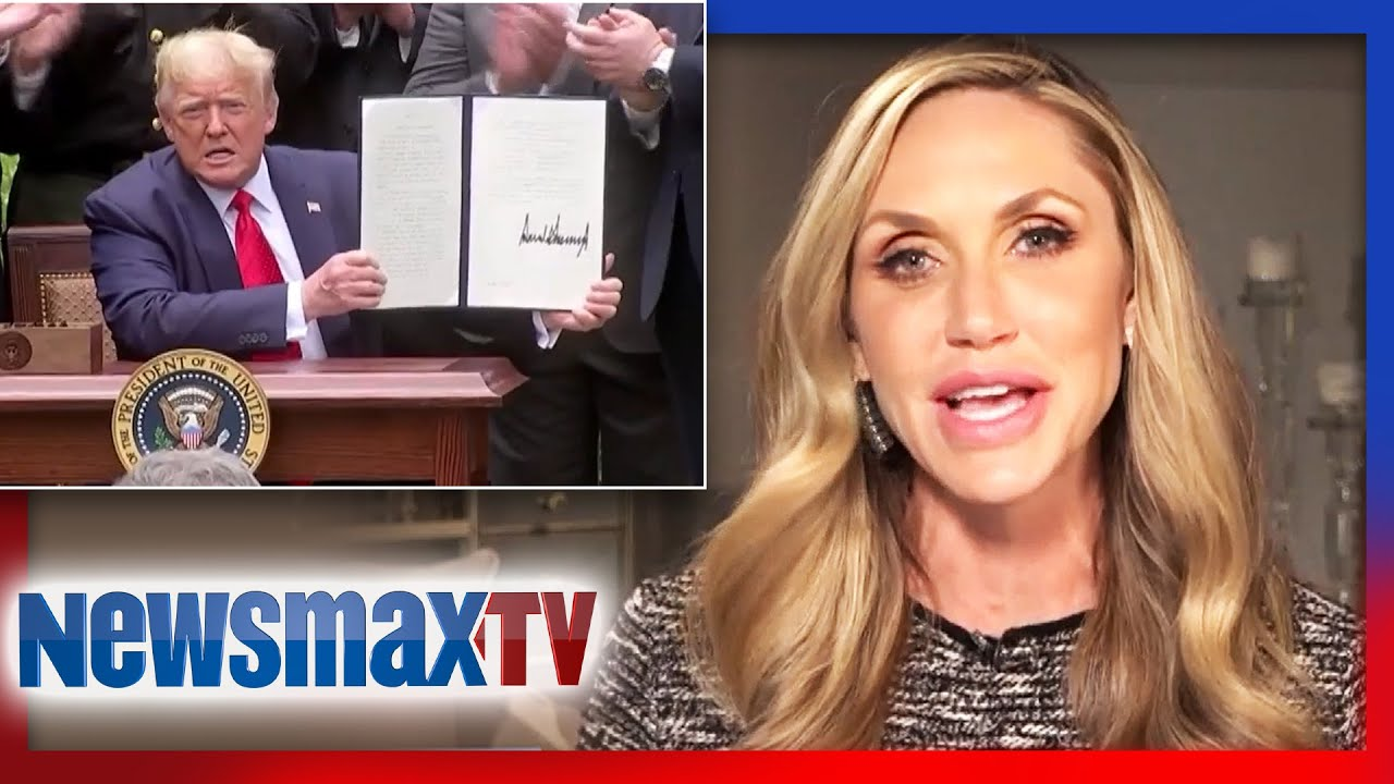 Lara Trump: POTUS did what Obama couldn't do in 8 years