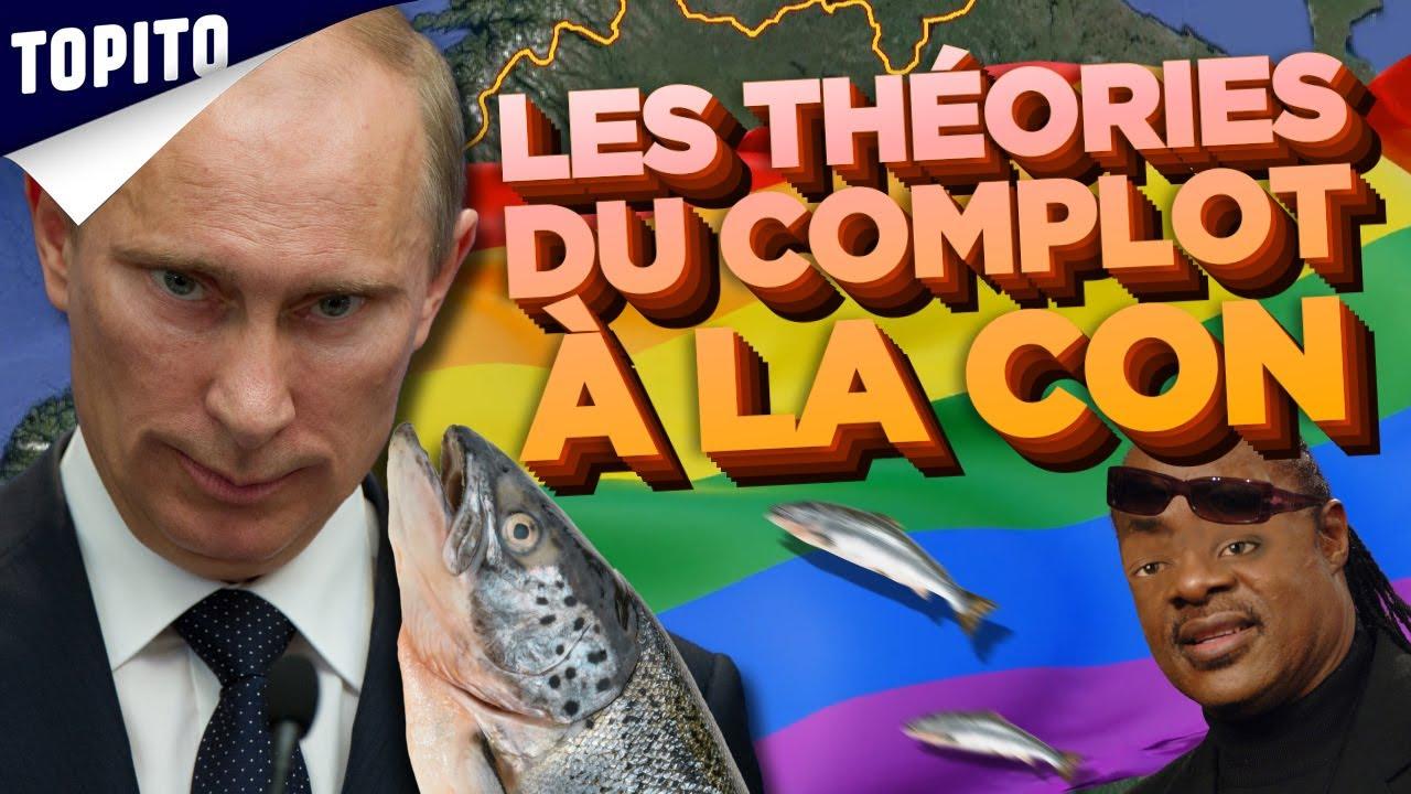 Download Top 5 des théories du complot les plus bêtes, y'a rien à faire