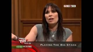 Видео уроки покера на русском - Игра большим стеком (9)