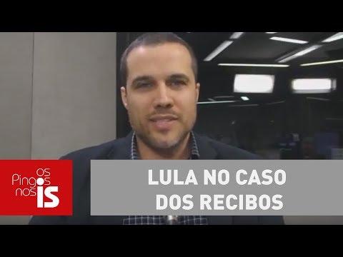 Felipe Moura Brasil: Ligações Complicam Lula No Caso Dos Recibos