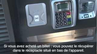 Distributeurs Automatiques de Titres - Transports LiA