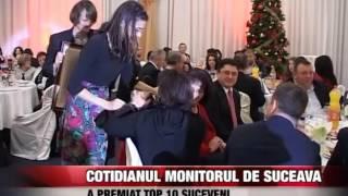 Cotidianul Monitorul de Suceava a premiat Top 10 suceveni