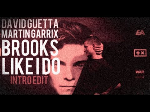 David Guetta, Martin Garrix & Brooks - Like I Do (Intro edit)