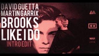 David Guetta, Martin Garrix & Brooks - Like I Do (Intro edit)