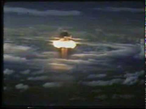 Die Erste Atombombe der Welt