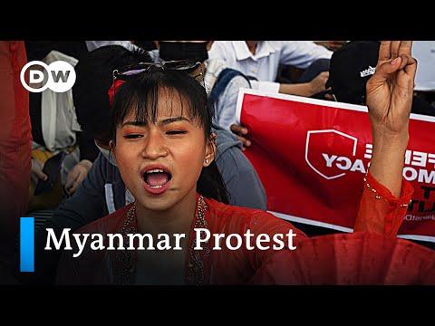 Myanmar: UN Human Rights Council Spotlights Human Rights Violations | DW News