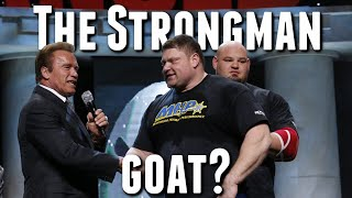 Is Zydrunas the Greatest Strongman of all Time? Talking Strongman Clips
