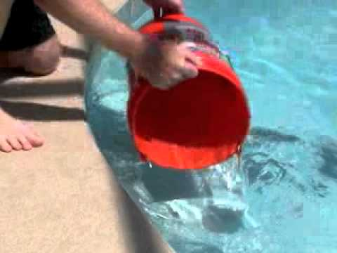 How to detect a swimming pool leak youtube - How to detect swimming pool leaks ...