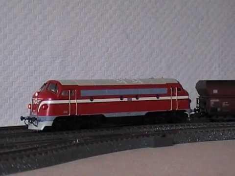 NOHAB MAV 61 Roco 68851 für Märklin