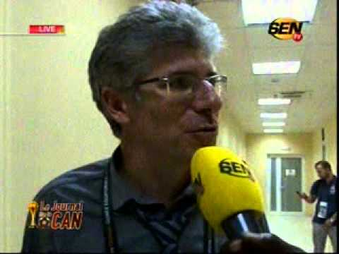 Phillipe Doussé ''Canal+'' : Le Senegal une équipe très athletique, physique mais moins joueuse