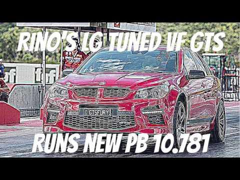 Rino's Lg Tuned Vf Gts Ran A New Pb 10.7