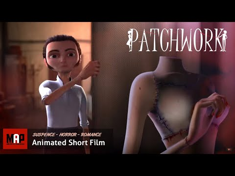 "CGI 3D Animated Short Film ""PATCHWORK"" DARK & CREEPY Animation by IsArt Digital"