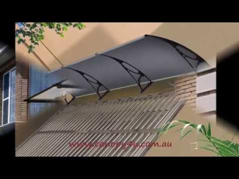 Huge Range of Window Awnings, Window Door and Other Awning Accessories