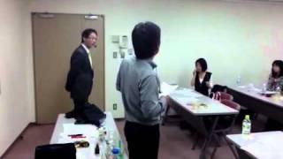 11/3、阿比留支部長の下、東京城北支部が第一回セミナーを開催致しました!