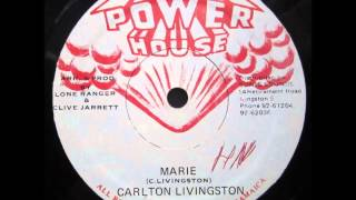 Carlton Livingston - Marie