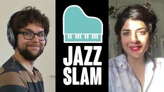 JazzSlam-Donnerstag #8 | Tanasgol Sabbagh – Die Sache mit den Tauben