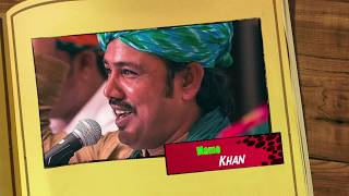 Mame Khan Biography | Rajasthani Folk Singer | Traditional | Sufi | Part 2