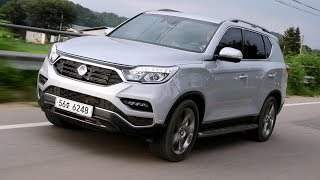 Скачать SsangYong Rexton SUV 2017 Review