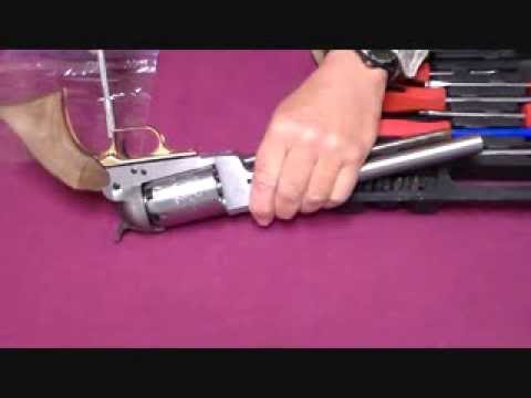 Building a Super Walker Revolver from a Kit: Part 1