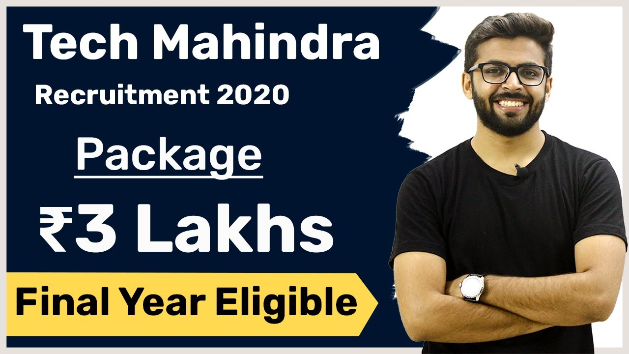 Tech Mahindra Career In Pune Best Job Near Me Urgent Applicant Needed