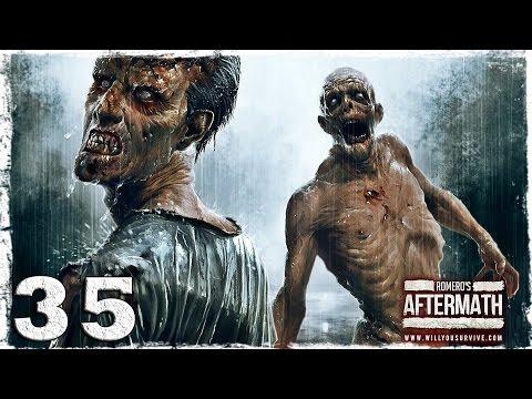 Смотреть прохождение игры [COOP] Aftermath. #35: Военная база.