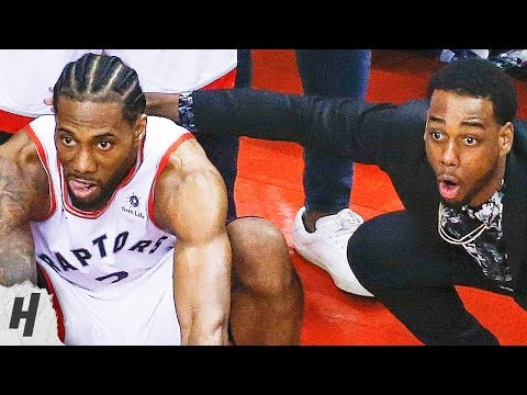 Top 10 PLAYS of the 2019 NBA Playoffs | Second Round