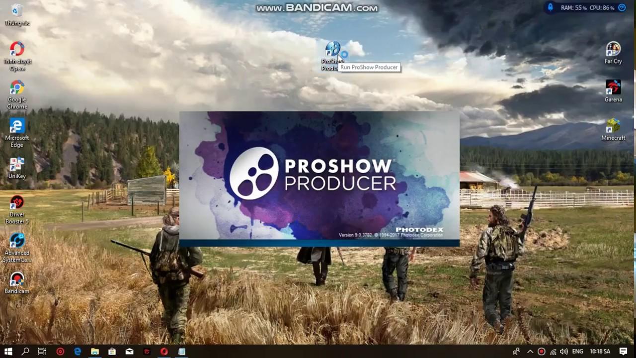 Cách xóa chữ vàng trong ProShow Producer 9.0 mới nhất 2019 Thành công 100%