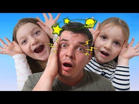 Tata ca Mama? Istorioara vesela cu Sofia si Sara