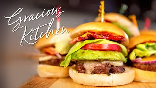 Easy Grilled Sliders Recipe | Market of Choice Gracious Kitchen with Mindy Lockard