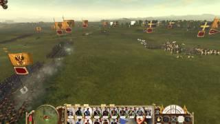 ETW:PUA Завоевания Петра I ч.8 Битва при Лесной 1708