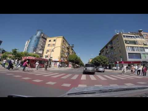 Tirana driving