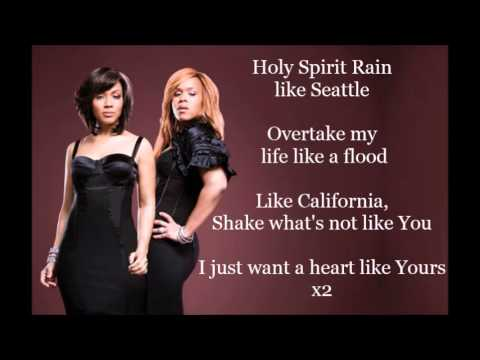 Mary Mary - Seattle (Instrumental) w/Lyrics