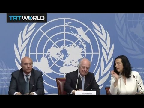 UN Syria peace talks restart with fresh format