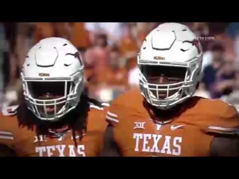 """Texas Longhorns Hype 2016 """"Tha Man Right Chea"""""""