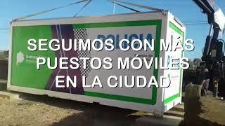 PUESTO MÓVIL DE SEGURIDAD - BARRIO GRANADEROS