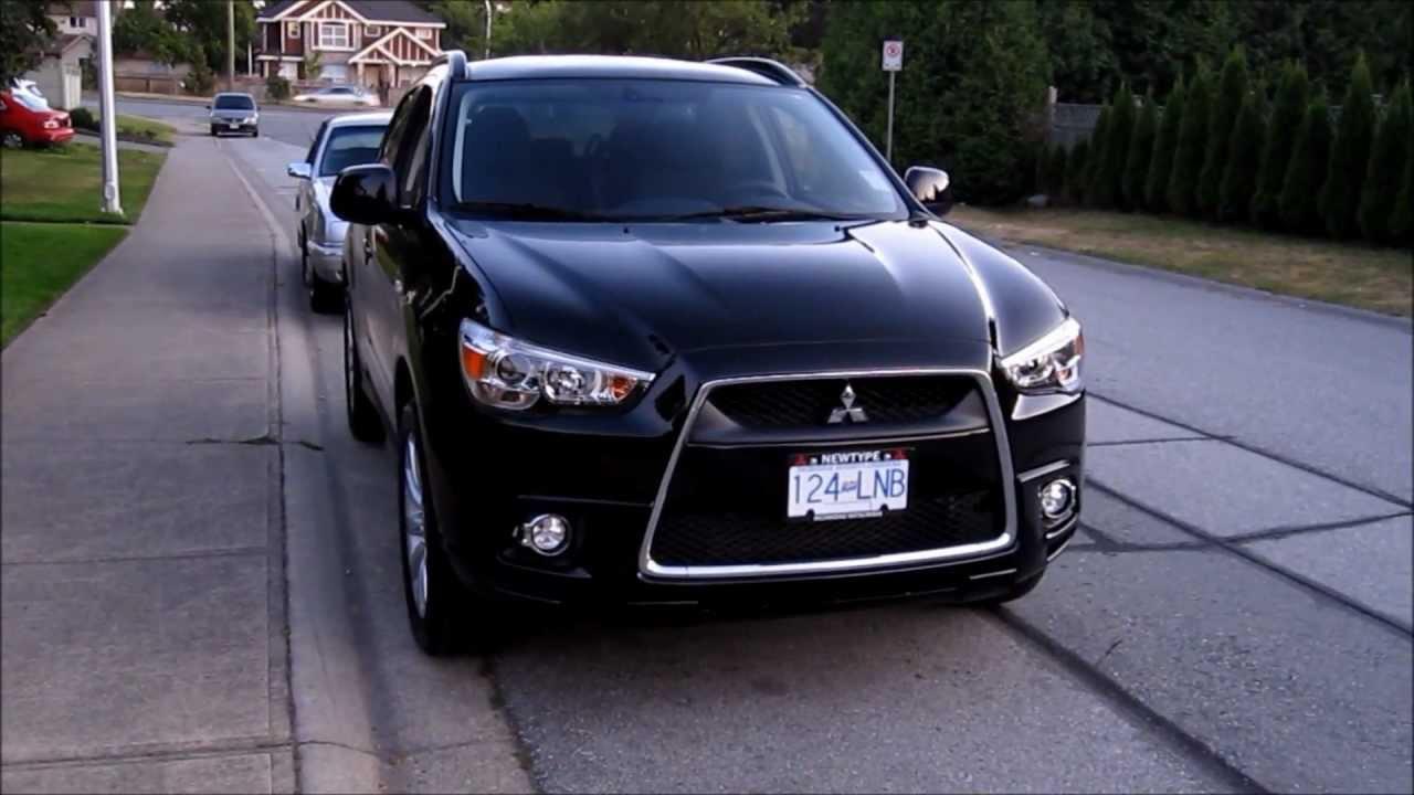 2011 Mitsubishi RVR/Outlander Sport/ASX (Best SUV gas ...